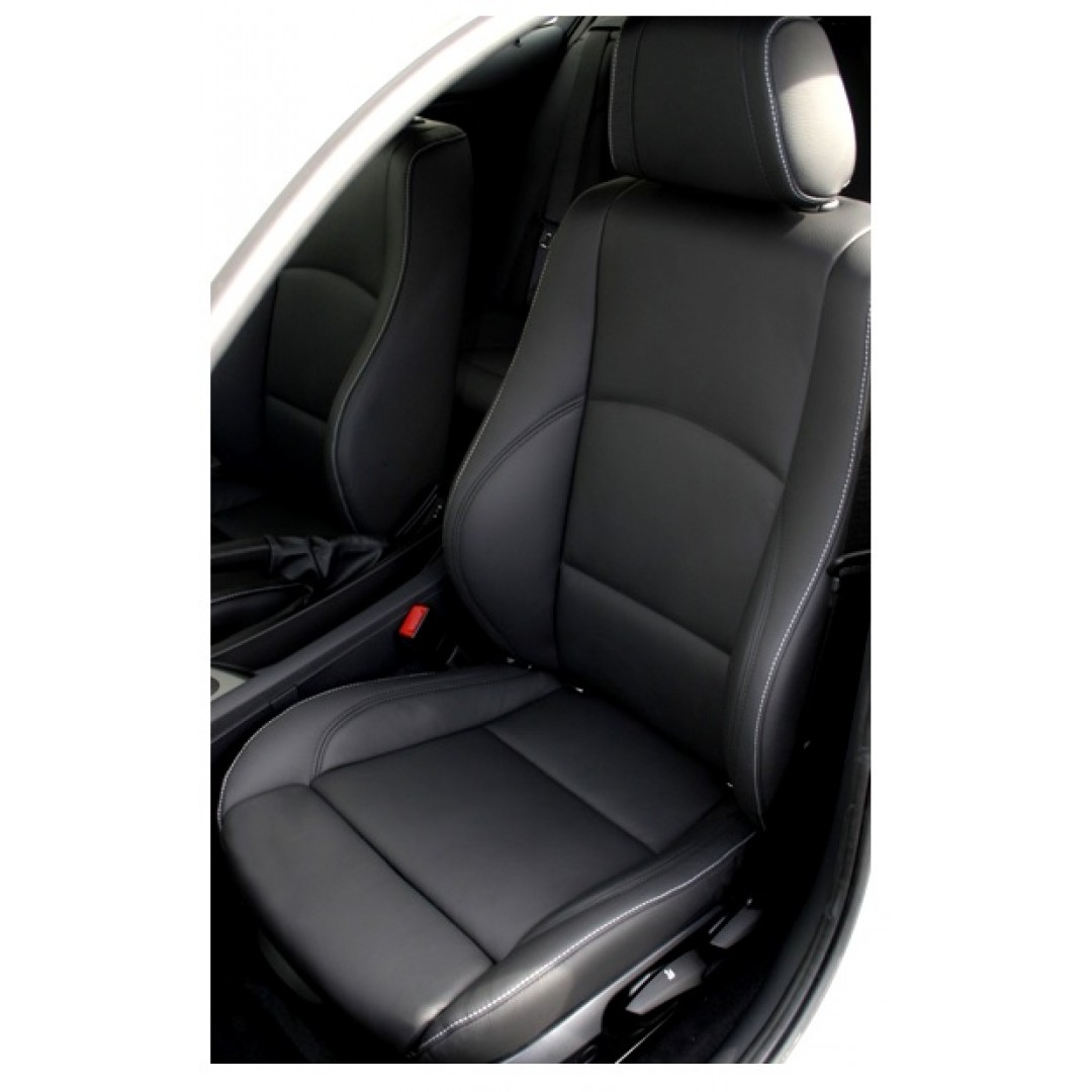 SHOP BMW E90 BLACK SEAT C...