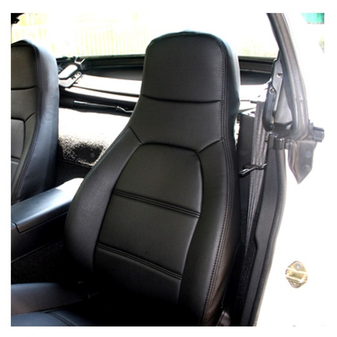 SHOP QUALITY MAZDA MX5 MK1 BLACK FRONT SEAT COVERS